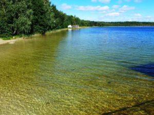 база отдыха на белом озере ульяновской области