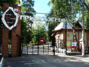 Ульяновская область Санатории Прибрежный на Белом озере