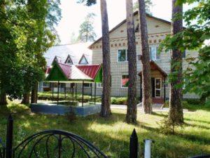 размещение в санатории Прибрежный Ульяновской области